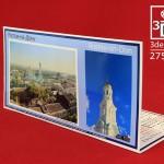 """Обратная сторона 3d открытки """"Собор во имя Рождества пресвятой богородицы"""""""