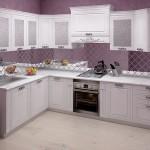 """3d визуализация кухонной мебели. Студия """"Здесь дизайн"""""""